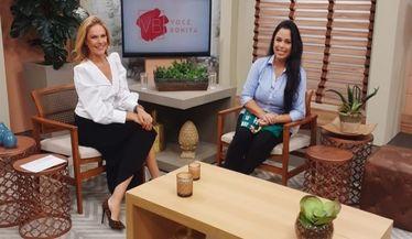 Dra. Andrea Pio de Abreu, diretora da SBN, fala sobre o Dia Mundial do Rim no Programa Você Bonita, da TV Gazeta