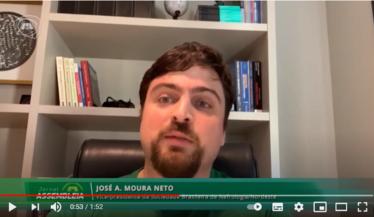 TV Assembleia com a participação do Dr. Moura Neto