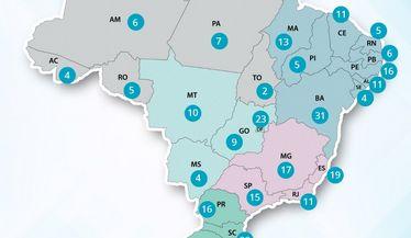 Confira a quantidade de unidades cadastradas no Registro para Eliminação da Hepatite C até o dia 19/10/2021