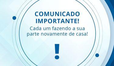 COMUNICADO: A SBN FUNCIONARÁ ATRAVÉS DOTRABALHO REMOTO A PARTIR DE SEGUNDA FEIRA (15)