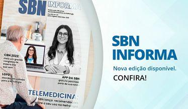 Confira a nova edição do SBN Informa